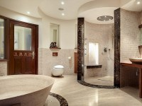 Luxury master bathroom ideas  dream bathroom designs in ...