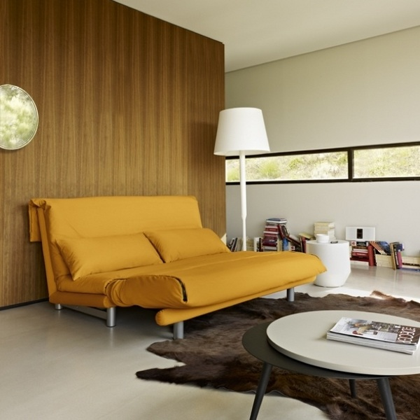 Modern sofa bed ideas  creative space saving solutions for your home