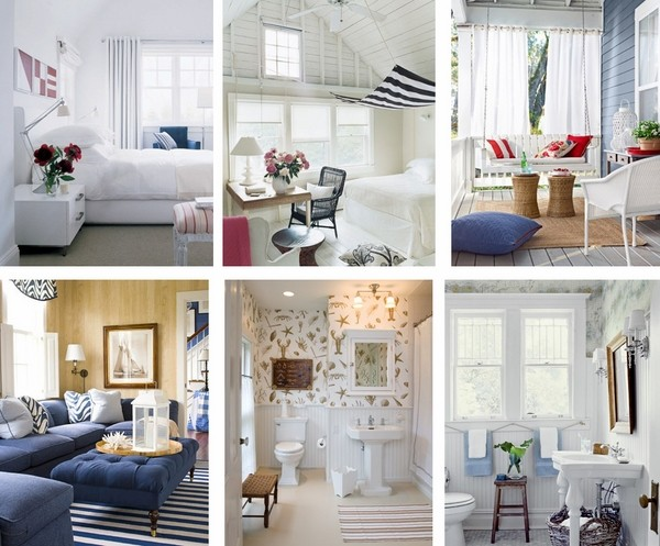 How To Create A Fabulous Nautical Dеcor  Colors, Accents