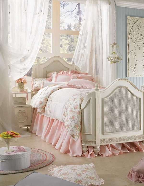 Shabby Chic Bedroom Decor Create Your Personal Romantic Oasis