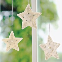 Felt Christmas ornaments  awesome homemade decoration for ...