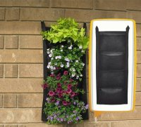 Creative living wall planter ideas  design your own ...