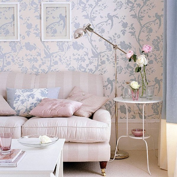 shabby chic living rooms pictures room sofa designs 40 interior for a romantic atmosphere