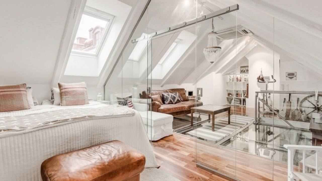 How To Use An Attic Room Design Ideas For The Optimum Use