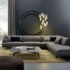 Living Room Wall Colors With Grey Furniture Drum Tables 40 Gray Sofa Ideas A Hot Trend For The