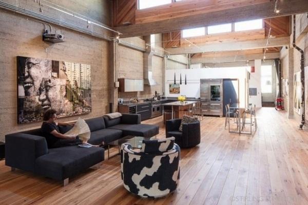 25 Loft Decor Ideas How To Furnish A Modern Apartment