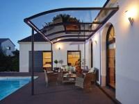Modern pergola design arrange a beautiful seating area in