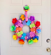 Beach and summer decoration ideas  how to make a flip ...