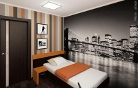 Teen bedroom wall decoration ideas  cool photo wallpapers ...