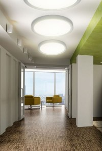 LED panel light fixtures