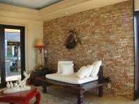 Stone wall tile design ideas  accent wall designs in
