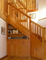 Under stairs cupboard ideas   a simple way to get bigger ...
