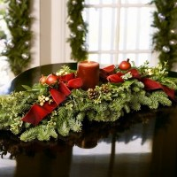 Christmas table centerpiece ideas  add accents to the ...