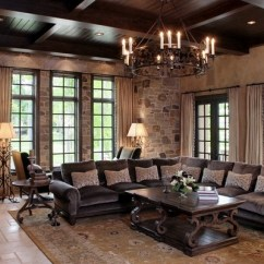 Living Room Designs With Dark Brown Sofa Good Paint Colours For Rooms Design Ideas In And Beige 50 Fabulous Interiors Classic Interior Curtains Sectional