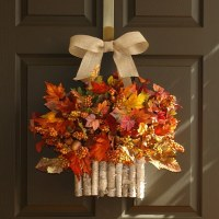 Beautiful fall wreath ideas  rich colors to welcome the ...