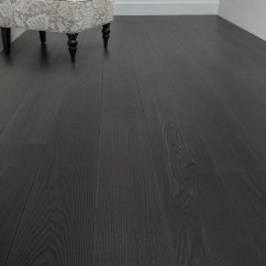 Flooring Suitable For Kitchen And Living Room Large Wall Art Ideas Grey Hardwood Floors - How To Combine Gray Color In Modern ...
