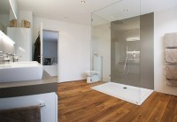 Hard wood flooring  complement your home with natural wood