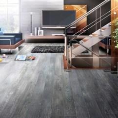 Dark Grey Flooring Living Room Shabby Chic Idea Hardwood Floors How To Combine Gray Color In Modern Interiors