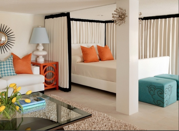 room divider curtain for your bedroom
