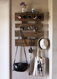 Functional and cool wall mounted coat rack ideas for your ...