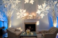 Winter wonderland decorations  turn your home into a ...