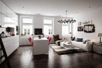 50 Scandinavian living room design ideas - functionality ...