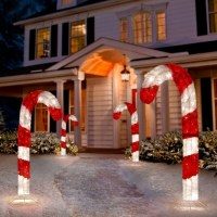 Christmas yard decorations  festive ideas for the outdoor ...