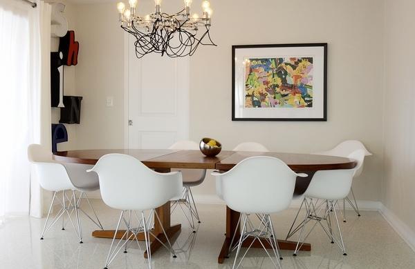 Mid century modern furniture  inspiring retro style