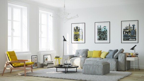 scandinavian living room design rooms sets under 500 50 ideas functionality and simplicity