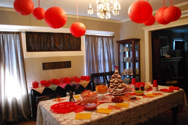New Year Decoration Ideas Home