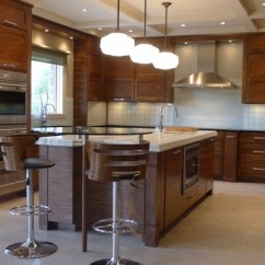 Walnut Kitchen Cabinets Contemporary Table Classic Traditional Or Modern Deavita