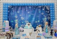 Frozen Christmas decorations  ideas for the best kids ...