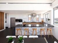 U shaped kitchen design ideas  an optimal solution for