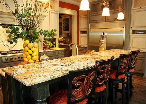 Delicatus Granite Countertops A Noticeable Kitchen