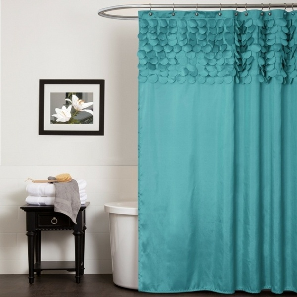 Turquoise Curtains  Great Ideas For Modern Decoration In