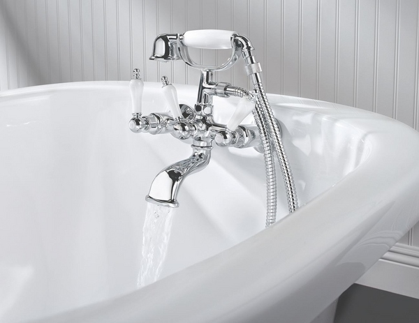 How to choose a clawfoot tub faucet  bathroom design and