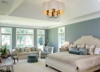 Modern bedroom color schemes  ideas for a relaxing decor ...