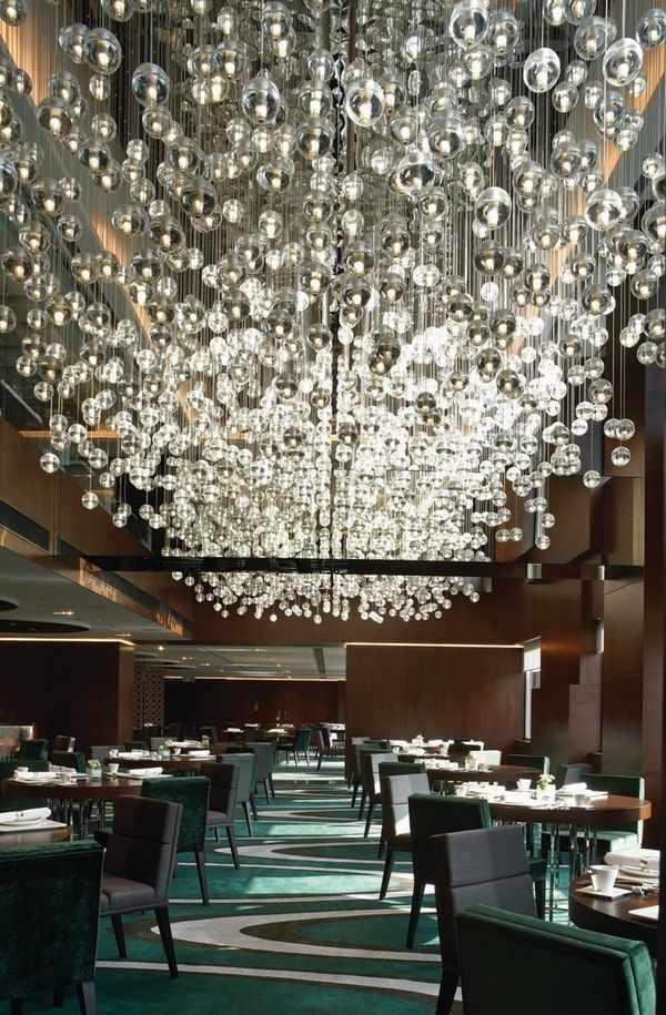 Commercial Lighting Fixtures Spectacular Public Area Ideas