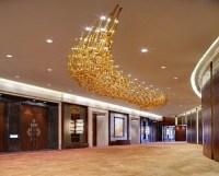 Commercial lighting fixtures  spectacular public area ...