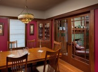 Craftsman style homes  exclusive interiors with a lot ...