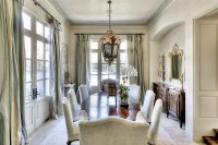 How to choose the ideal elegant French door curtains for ...