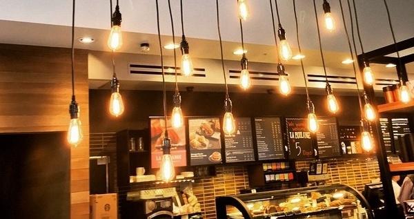 Coffee Shop Pendant Lights