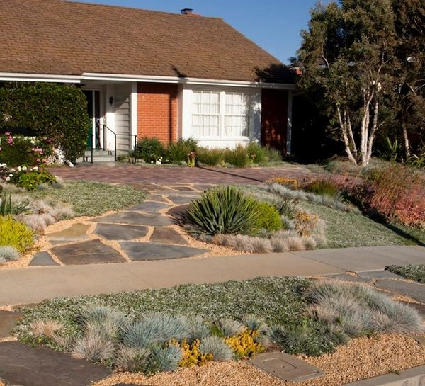 decomposed granite - garden decoration