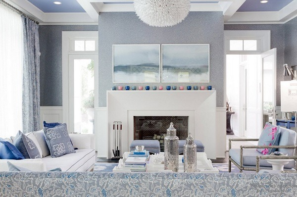 gray blue living room feng shui colors 2018 ideas color combinations furniture and decoration wall ceiling