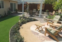 Decomposed granite - garden decoration and landscaping ...