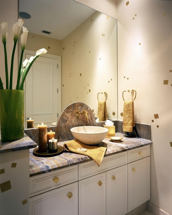 Powder Room  Elegant And Stylish Ideas With Impressive