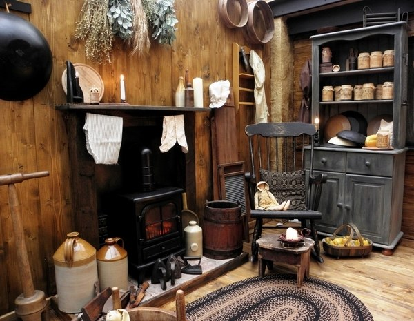 What Is Primitive Home Decor And How To Use Primitive