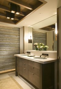 Double sink vanity design ideas  modern bathroom ...