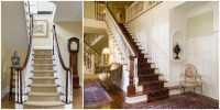 Beautiful interior staircase ideas and newel post designs