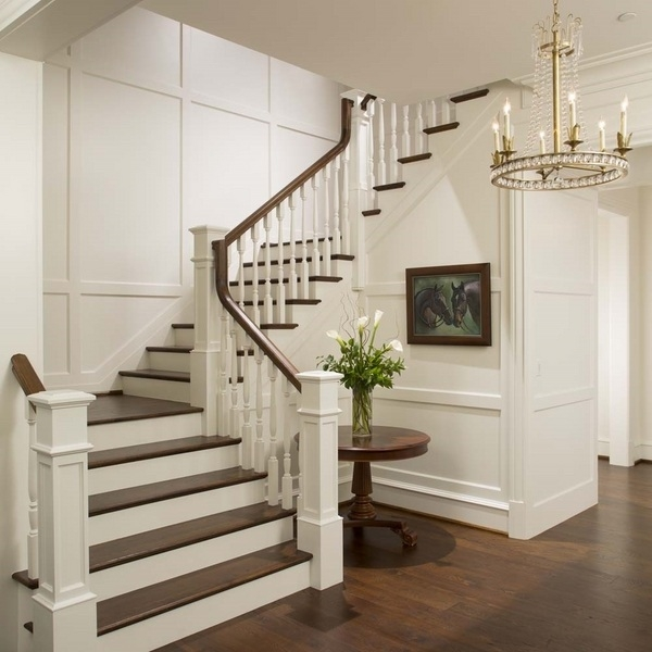 Beautiful Interior Staircase Ideas And Newel Post Designs   Newel Post Cap Designs   Exterior   Porch   Vintage   Fancy   Rustic